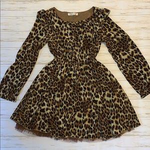 Umgree Animal Print Dress Size S